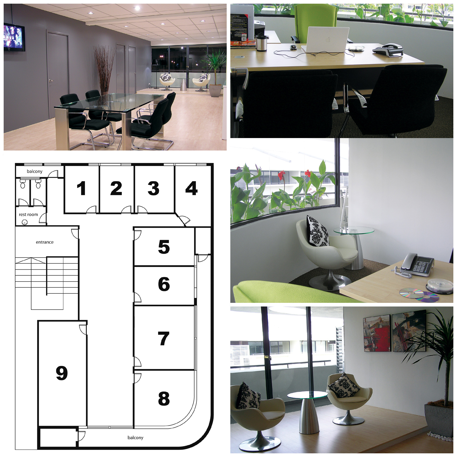 Commercial Office Space for Rent Room 8 – The Boutique Office ...