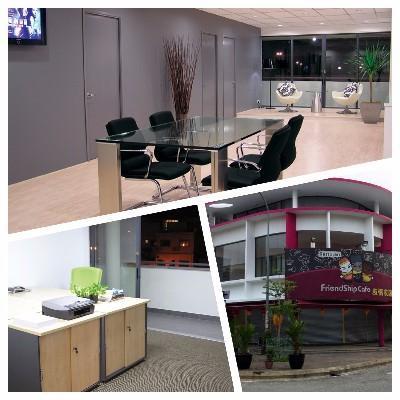 Taman Esplanad, Aked Esplanad, Office Rental